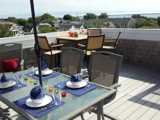 Provincetown townhome photo - Roof Top Deck