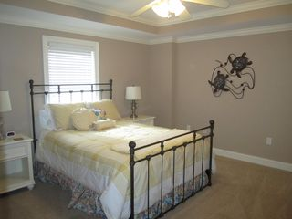 Tybee Island condo photo - Queen bed
