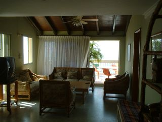 Santa Marta condo photo - Main Living Room