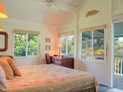 Master Bedroom with Private Bath and Beautiful Private Lanai