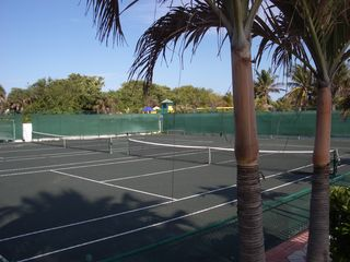 North Captiva Island house photo - Tennis Court's