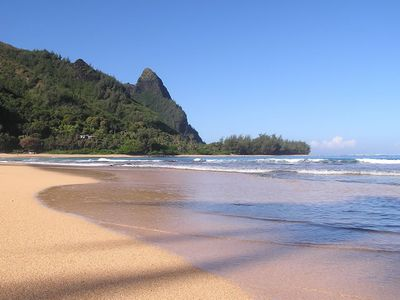 1.5 miles to Ke'e beach