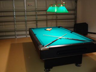 Calabay Parc villa photo - Games Room with pool table and hockey table