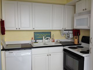 Cocoa Beach townhome photo - Kitchen