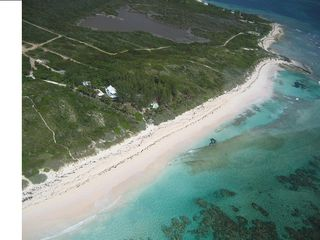 Governor's Harbour estate photo - Aerial View