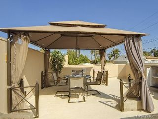 Pacific Beach house photo - .Your roof-top hideaway! Complete with electric BBQ and full set of dishes.