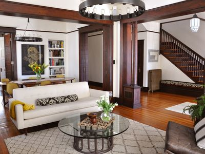 Living Room and Entry