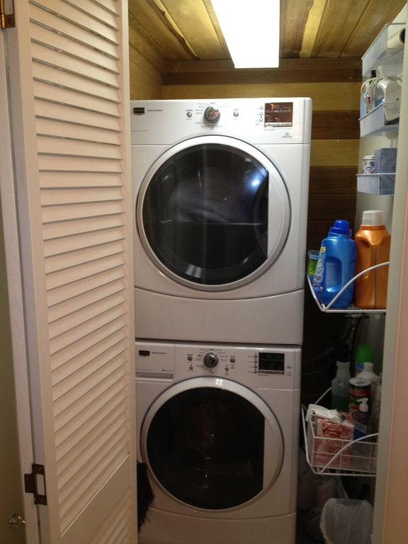 Brand New Washer, Dryer.