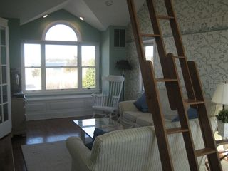 Dewey Beach house photo - View from sunroom