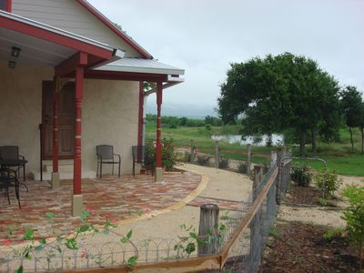 Peaceful setting 10 minutes to New Braunfels, San Marcos or Seguin