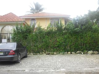 Sosua townhome photo - Parking area