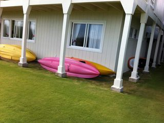 Kailua house photo - 6 or more kayaks, 6 or more Boogie Boards, Wind Surfer, Stand Up Paddle Board
