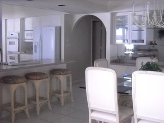 Vacation Homes in Marco Island house photo - Large kitchen with all the amenities open to dining room.
