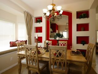 Dining room - Emerald Island villa vacation rental photo