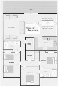 Top Floor Layout