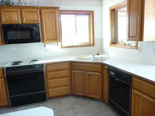 Spokane chalet photo - Kitchen (Actual photo only shows half of kitchen)