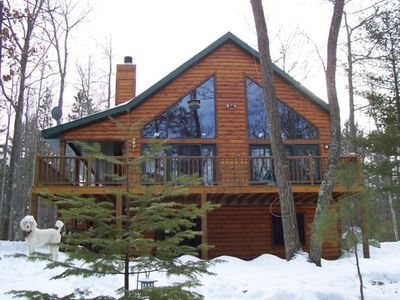 Vacation rentals by owner manitowish waters wisconsin for Vrbo wisconsin cabins