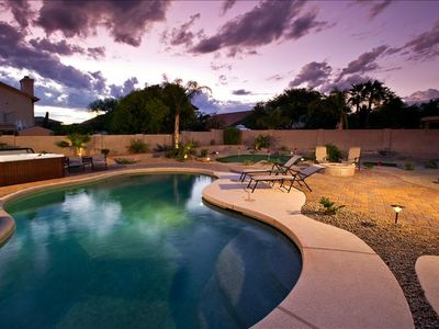 Goodyear house rental - Private Resort Like Backyard - Beautiful Sunrise