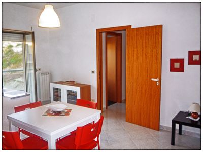 Andromeda apartment 100 meters from the sea!
