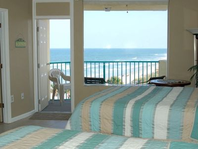 Wake up each morning to the awesome views of the Atlantic Ocean