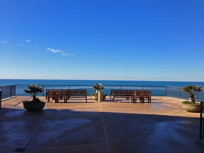 Spectacular Ocean Panorama From the Del Mar Beach Club View Deck