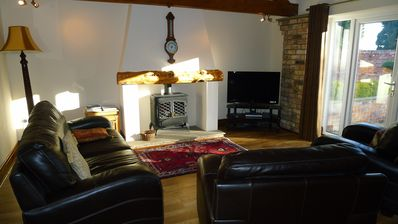 Barn Conversions On The Edge Of The Yorkshire Wolds - Winsall Court I (Sleeps 4. 2 Bedrooms)