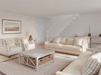 St Johns, luxury and comfort, steps from Gullanes golf courses and beach