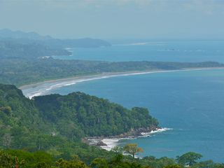 Dominical house photo - One of the best views along the southern Costa Rican Coastline