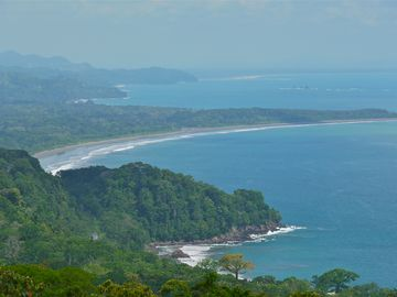 One of the best views along the southern Costa Rican Coastline