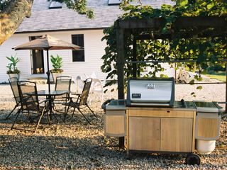 Tiverton farmhouse photo - Weber Grill and Outdoor Dining
