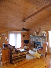 Muddy Pond cabin vacation rental photo