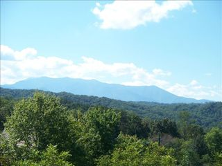 Gatlinburg cabin photo - New 'THREE BEARS' - Greatest View-CABIN and WEDDING VENUE