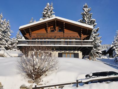 chalet - 9 rooms - 10/12 persons