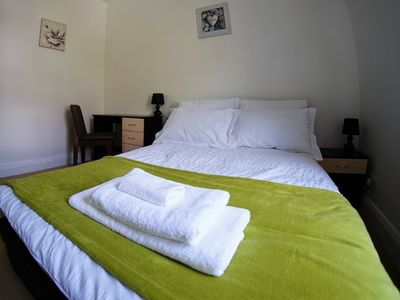 Fully furnished/equipped 2 bedroom Serviced  house