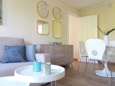 In the heart of TRIANA: High Quality, Bright & Quiet