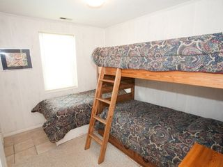 Virginia Beach house photo - Double/single bunk & twin single bedroom w/ private bath - ground floor