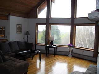 Mount Snow house photo - Upstairs Living Room 5/01/10
