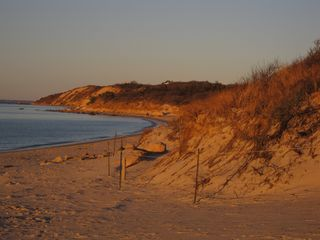 West Tisbury house photo - Sunset at Lambert's Cove Beach
