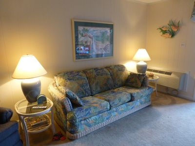 Well Kept Family Owned Myrtle Beach Vacation Condo steps from the Beach