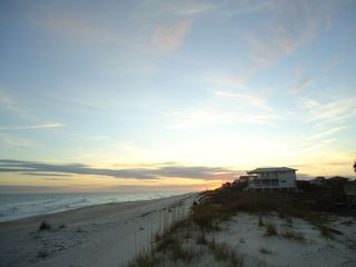 St George Island house photo - Sunset at beach