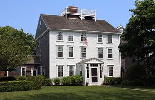 Nantucket Town house photo - The Peter Folger House