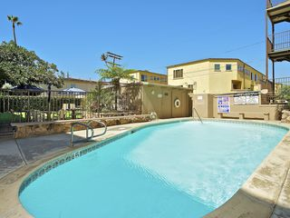 Pacific Beach condo photo - Community Pool