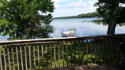Beautiful secluded home only 1 hour north of the Twin Cities