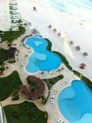 Cancun condo photo - Gardens, Snack, Pools and Beach