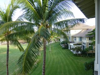 Waikoloa Beach Resort condo photo - A view from the Lanai to the right