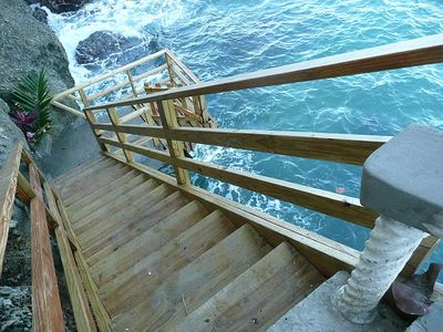 Ocho Rios castle rental - Steps to the Sea