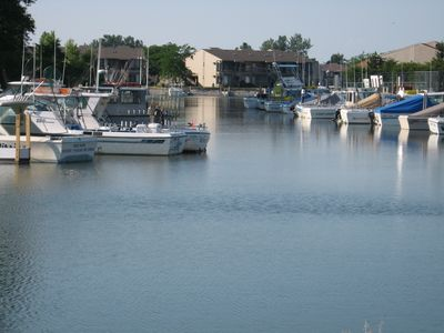 Oak Harbor condo rental - Marina