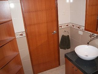 Lima condo photo - Both Remodeled Baths offer vessel sinks, beautiful tile,granite and cabinetry
