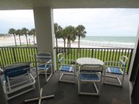 1st floor condo with beach view ~ Has everything you need!