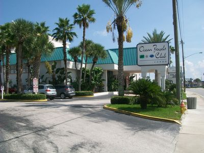 Ocean Jewels Resort 935 S. Atlantic ave Daytona Beach, FL 32118
